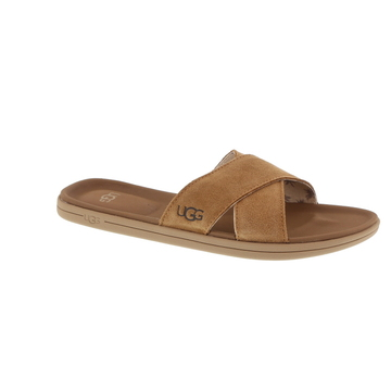 Ugg slipper cognac