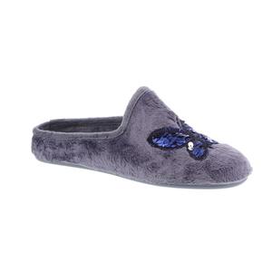 Alexia Barreca pantoffel blauw