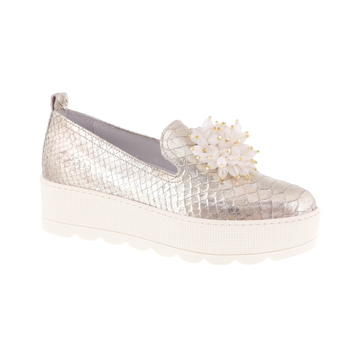 Louisa slip on goud
