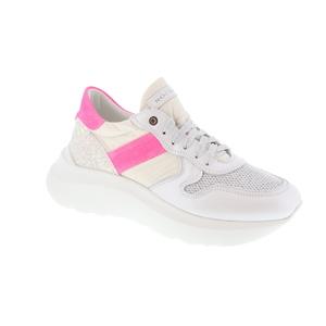 Noclaim sneaker wit