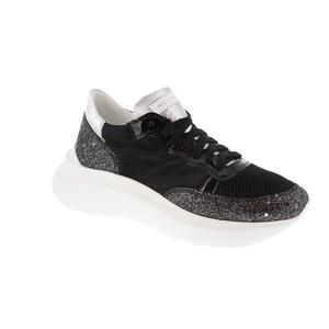 Noclaim sneaker zilver