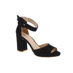 Alexia Barreca sandaal zwart