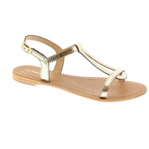 Les Tropeziennes sandaal goud