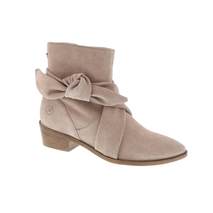 Bronx boots taupe