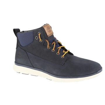 Timberland bottine blauw