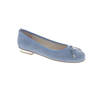 Catwalk ballerina blauw