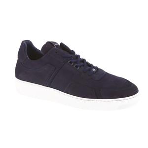 Nubikk sneaker blauw