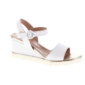 Cinzia Valle sandaal wit
