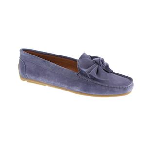 Catwalk mocassin blauw