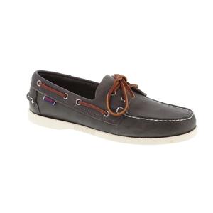 Sebago bootschoen grijs