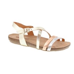Yokono sandaal goud