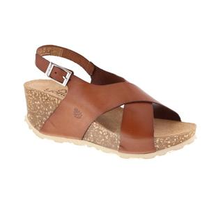 Yokono sandaal cognac