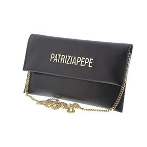 Patrizia Pepe clutch zwart