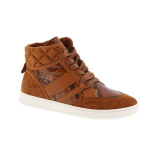 March 23 sneaker cognac