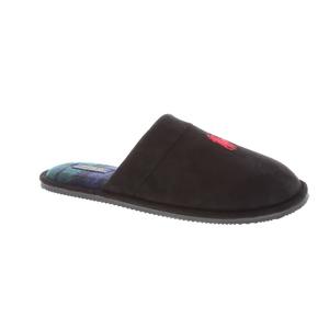 Polo Sport pantoffel zwart
