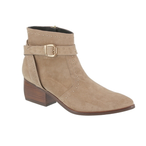 Catwalk boots taupe