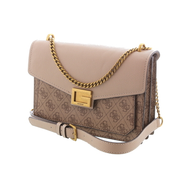 Guess handtas taupe