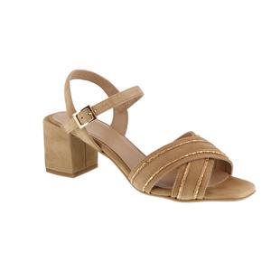 Catwalk sandaal camel